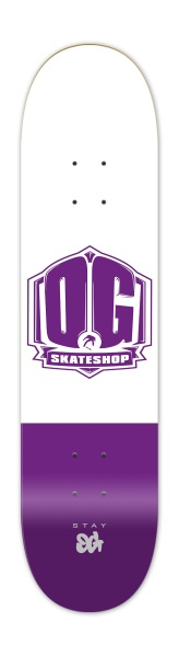 """OG Skateshop Colorz PRUPLE 8.0"""""""