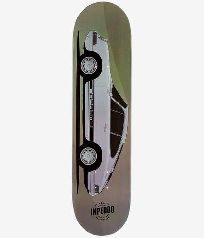"Inpeddo X Nopreme Fast Classic 1964 8"" Deck"