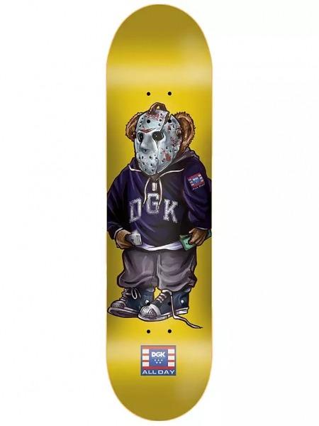 """DGK Skateboards The Plug 8,25"""""""