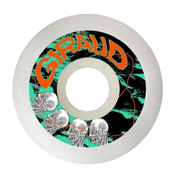 Haze Wheels Giraud V7 Rollen 52mm