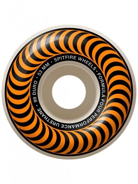 Spitfire Classic Orange F4 53mm