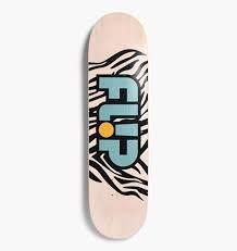 "Flip Zebra 8,25"" Deck"