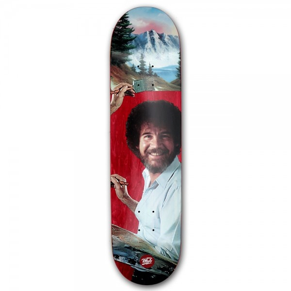 MOB Skateboards Mob Ross Deck - 8.125