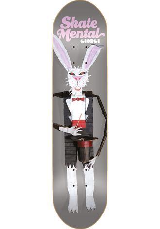"Skate Mental Deck Giorgi Rabbit Doll 8,5"""
