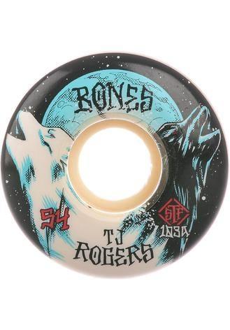 Bones Wheels STF Rogers Howl 103A V3 Slims 52mm