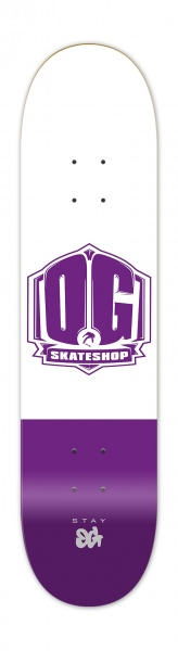 """OG Skateshop Colorz PRUPLE 7.75"""""""