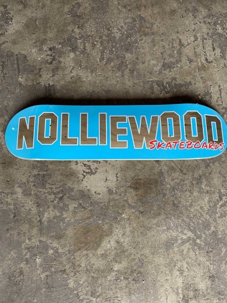"Nolliewood OG 8"" Deck"
