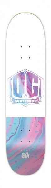 """OG Skateshop Art Series """"Milkshake"""""""