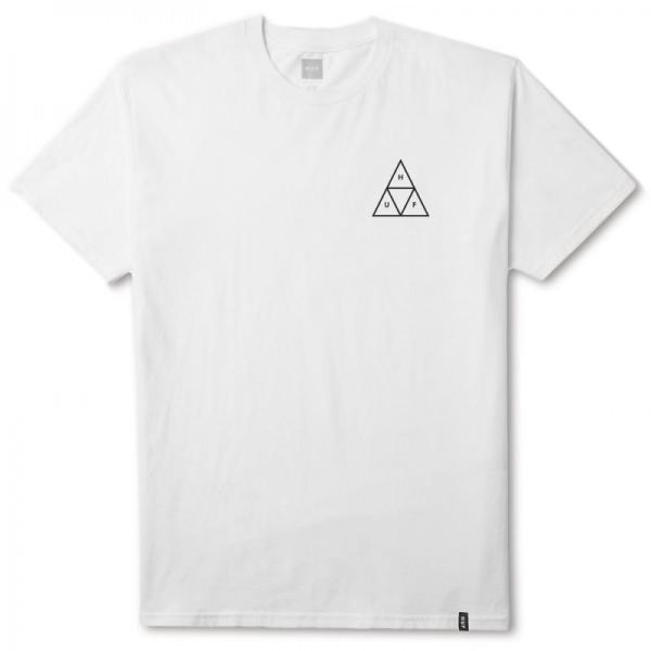 Huf Essentials Triple Triangle (white)