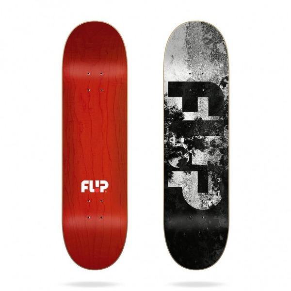 """Flip Team Distortion Black 8,25"""" Deck"""