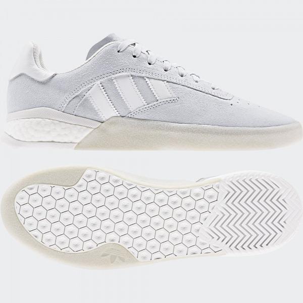 Adidas Skateboarding 3ST.004 Schuh (grey/white)