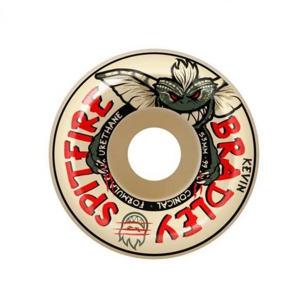 Spitfire Wheels Bradley After Midnight F4 53mm