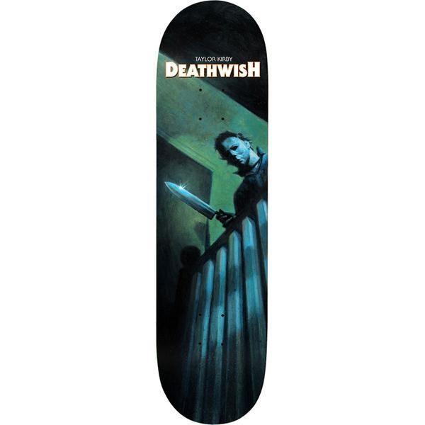 """Deathwish BOOGEY MAN Deck 8,0"""""""