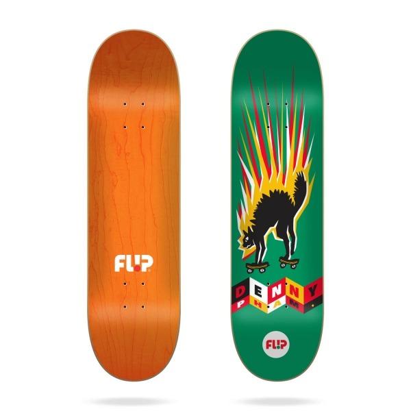 """Flip Deck Denny Tin Toys 8.25"""""""