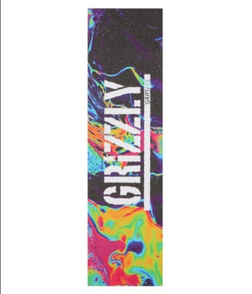 Grizzly griptape Oil