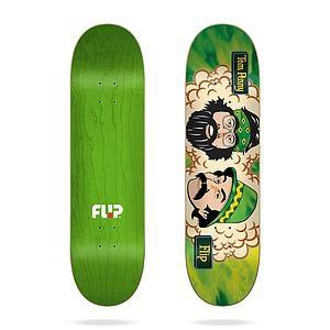 "Flip Deck Tom´s Friends Green Room 8,25"""