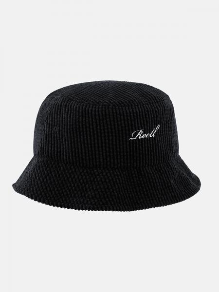 Reell Bucket Hat Black Cord
