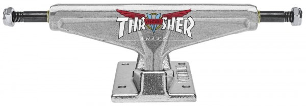 Venture 5.2 Low Trasher (polished) Achse
