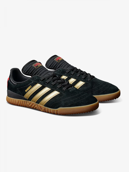 Adidas Indoor Super Blk/Gld
