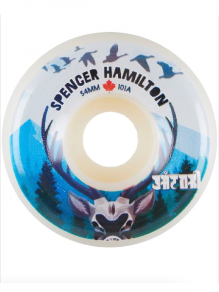 Satori Movement Spencer Hamilton Canada (Conical Shape) 101A 54mm Rollen