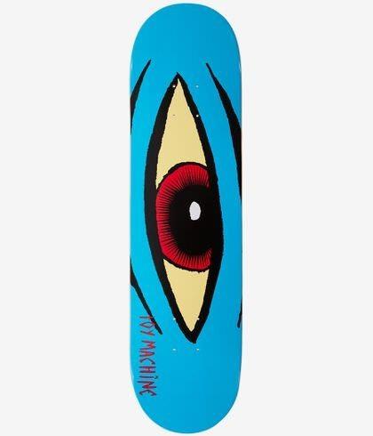 "Toy Machine Sect Eye 7,875"" Deck"