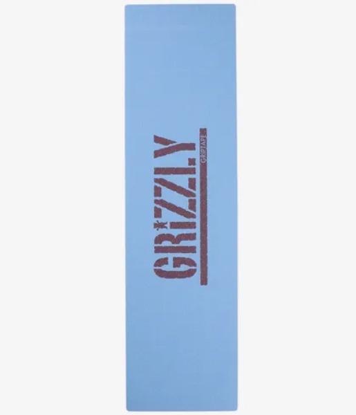 Grizzly griptape Necessities light blue
