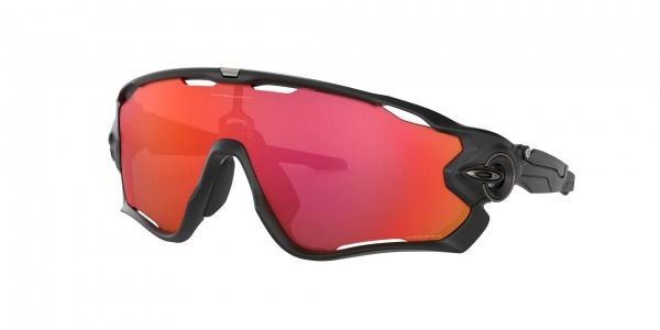 Oakley Jawbreaker Matt Black - PRIZM Trail Torch
