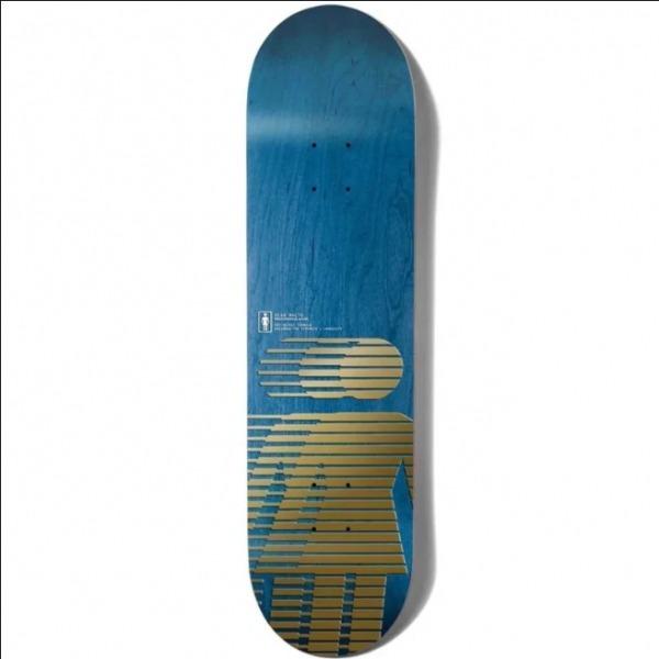 """Girl Skateboards Malto Hero 8,25"""""""