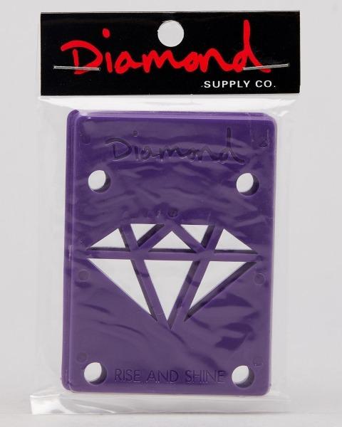 Diamond riser 1/8 Prpl