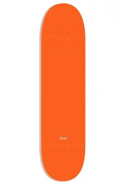 """Trap Vereinte Farben Orange 8,5"""" Deck"""