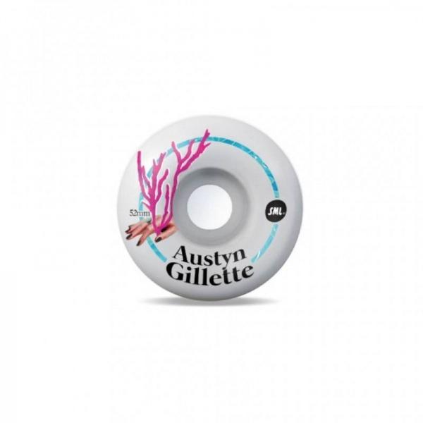 SML Tide Pool Austyn Gillette 52mm 99a Rollen