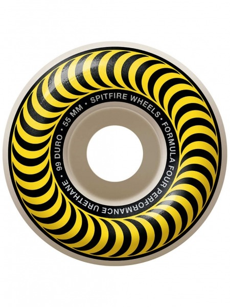 Spitfire Classic Yellow F4 55mm 99A Rolle