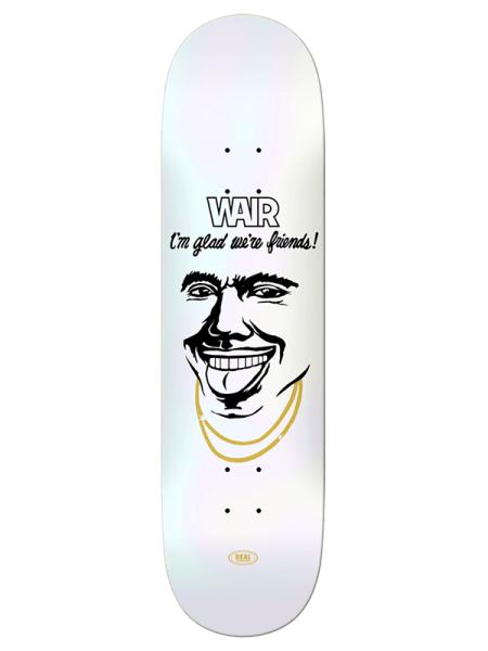 "Real Deck Wair Smile Happy 8.25"""