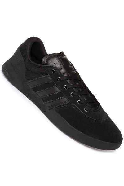 Adidas Skateboarding City Cup Schuh (black/black)