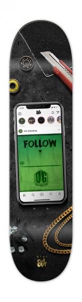 Stay OG Phone Board
