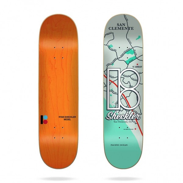 "Plan B Sheckler Neighbors 8.25"" Deck"