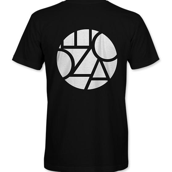 Ecozoka Classic T-Shirt Black/White