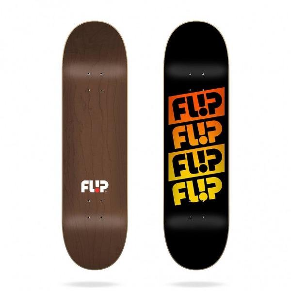 """Flip Team Quattro Fade 8,25"""" Deck"""