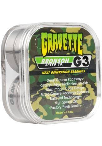 Bronson G3 Gravette