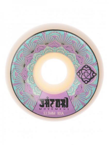 Satori Movement Mandala Series (Conical Shape) 101A 53,5mm Rollen