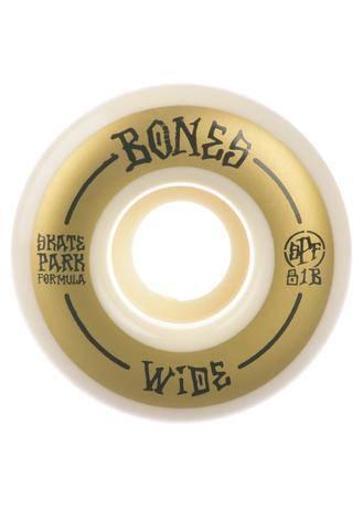 Bones Wheels SPF 81B Wide Rollen