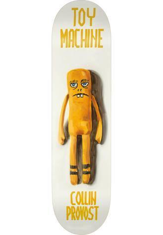 """Toy Machine Deck Doll Series Provost 8,25"""""""
