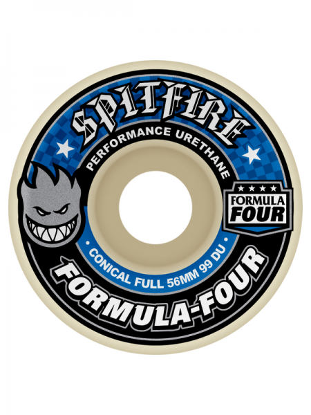 Spitfire F4 Conical Full 53mm Rollen
