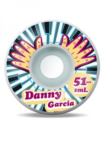 SML Classics Danny Garcia Piano Hands 51mm 99a Rollen