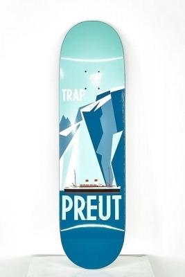 """Trap Deck Ship Ian Preut 8,1"""""""